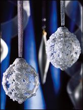 Simply Stunning Ornaments