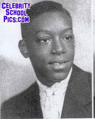 Don Cornelius - Celebrity School Pic