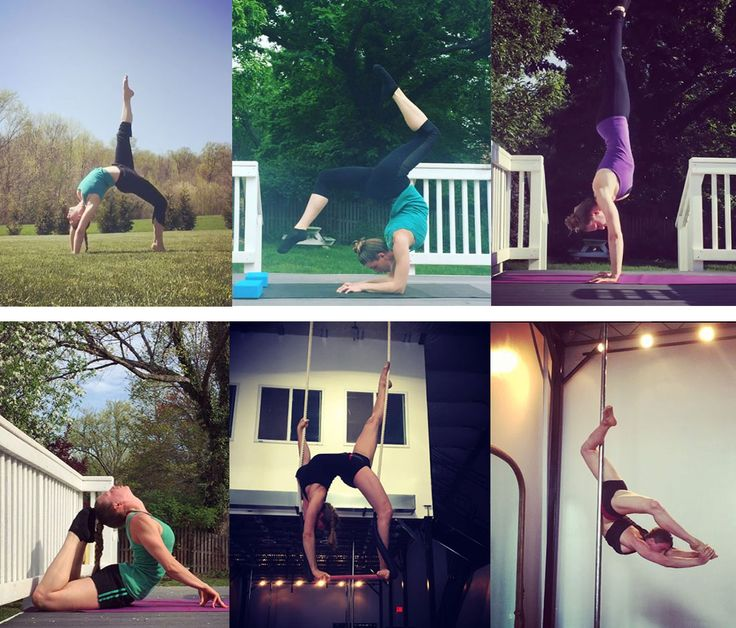 Choose from several warmup, dynamic, and static stretching routines for middle splits, side splits, and back bends. Join the flexible community!