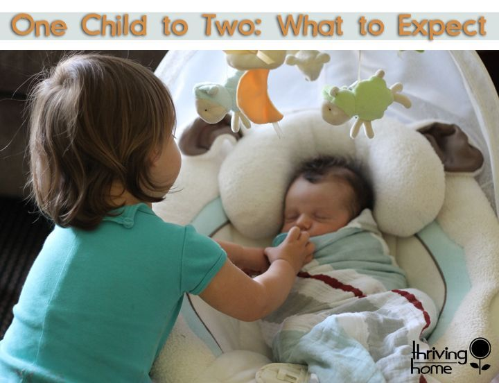 Transitioning From One To Two Kids: What To Expect