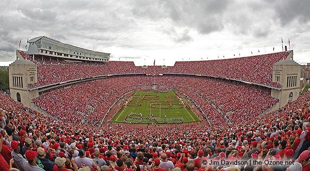 The Ohio State University. 1979-1983. Ohio Stadium is the most beautiful stadium in the country. Go Buckeyes!!