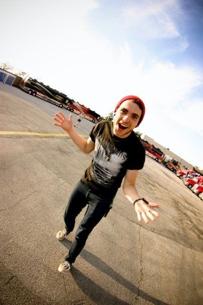 Taylor York of Paramore