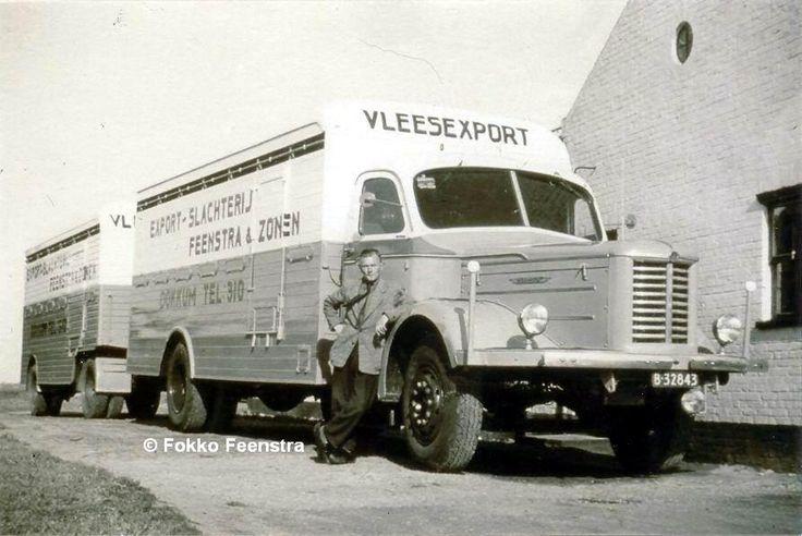 Kromhout B-32843 Feenstra vrachtwagens - Google zoeken