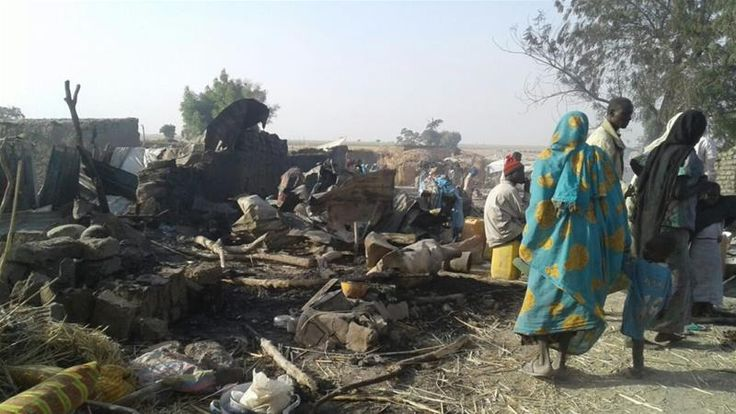"""UNICEF report highlights increase in the number of children, mostly girls, used by armed group in the Lake Chad region. The Boko Haram campaign is now in its eighth year having claimed more than 20,000 lives An """"alarming"""" number of children in Africa, most of them girls, have been used as suicide bombers by Boko … Continue reading 'Alarming' rise in Boko Haram child suicide bombers →"""