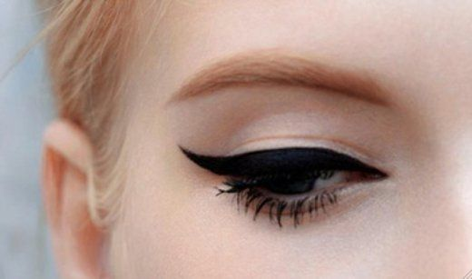 winged eye liner - how to with video: Wedding Parties, Catey, Makeup Tutorials, Eye Makeup, Cat Eye, Wings Eyeliner, Pink Lips, Eyemakeup, Eye Liner