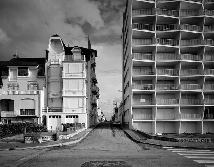 Gabriele Basilico - Dentro la città - Le Touquet 1985