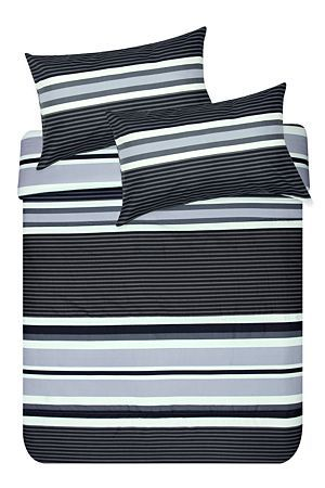 """Our geometric comforter baleset, made with 100% polyester has a hollow fibre inner. This reversible comforter is an effective way to add bright colour and interest to any bedroom. Baleset includes 2 standard pillowcases, 2 conti pillowcases, comforter and nightfrill.<div class=""""pdpDescContent""""><BR /><BR /><b class=""""pdpDesc"""">Fabric Content:</b><BR />100% Polyester<BR /><BR /><b class=""""pdpDesc"""">Wash Care:</b><BR>Lukewarm machine wash</div>"""