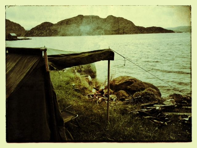 Camping, Scotland