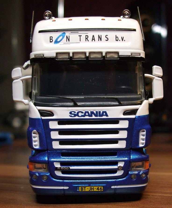tekno scania r500 bontrans modellbau trucks 1 50. Black Bedroom Furniture Sets. Home Design Ideas