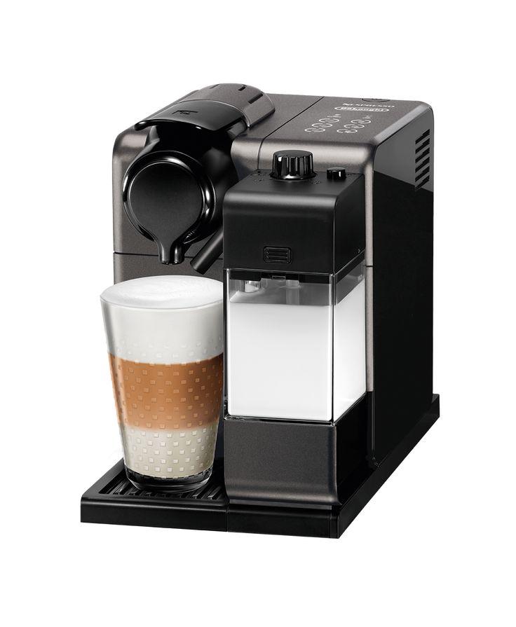 Lattissima Touch Black Titanium Kaffemaskine