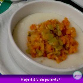 Programa Sintonia: | Hoje é dia de polenta |