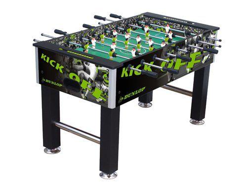 Voetbaltafel - Kick Off (Dunlop) #voetbaltafel #voetbal #tafelvoetbal #dunlop #sport