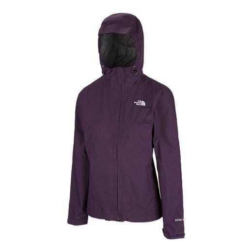 The North Face Talvo GORE-TEX® Women's Shell Jacket - BLACKBERRY WINE