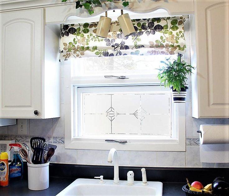 Kitchen Designs With Center Window: Best 25+ Diy Frosted Glass Window Ideas On Pinterest