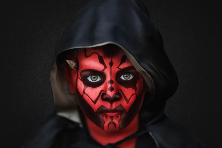 Children photography ideas. Starwars inspired. Amazing photoshop editing. Sith Lord. Dressing up. StarWars costume.