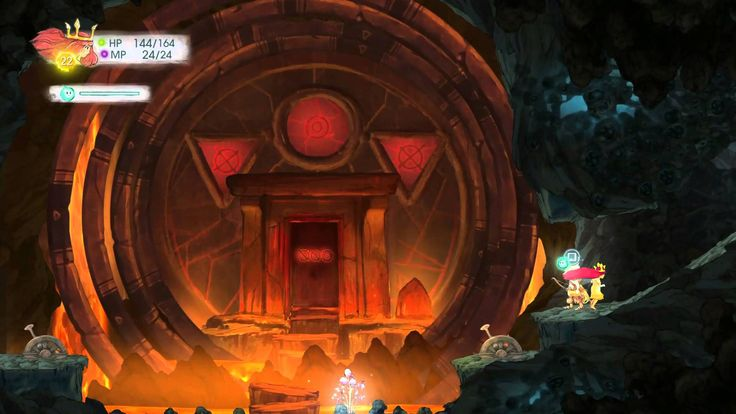 Child of Light - Robert's Plight [PS4 Gameplay HD]