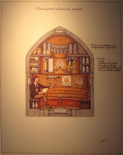 MATIN LUMINEUX: le musée Jules Verne de Nantes