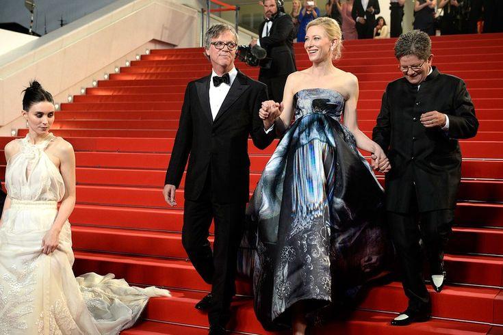 Rooney Mara Reminds Carol Screenwriter Phyllis Nagy of Her Friend, Pat | Vanity Fair