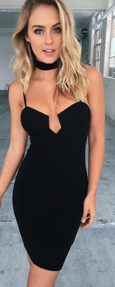 #summer #tigermist #outfits |  LBD