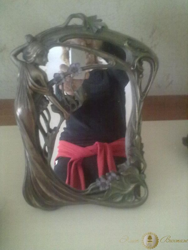 Восстановление рамы зеркала, перекраска и покраска. Элит-Винтаж. www.elite-vintage.ru