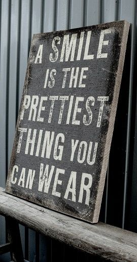 a cute saying to put in the bathroom=) especially if I ever have teenage girls...i'll place this by the girl's mirror as an everyday reminder of true beauty!!