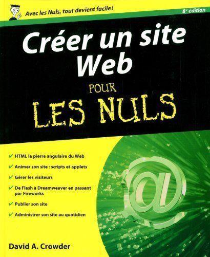 Créer un site Web 8 édition pour les Nuls