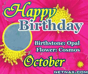 Amazing October Birthstone And Flower