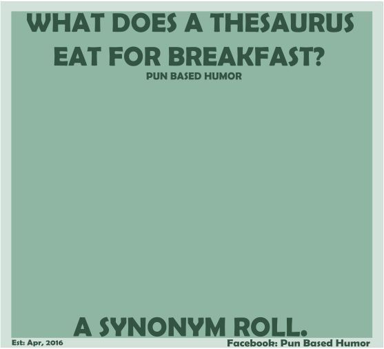 Pun of the day! Every day have a new pun that they have to guess. After 10 right, they get a bonus point.