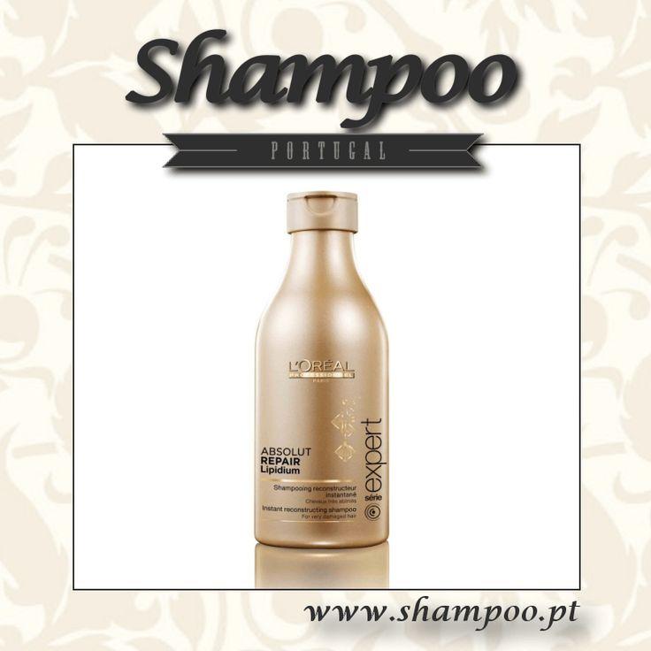 Reconstrutor imediato para cabelos estragados.DescriçãoTal como a pele, o cabelo é composto por camadas de lípidos, cuja principal função é oferecer uma protecção duradoura. Mas o cabelo pode sofrer de uma escassez de lípidos, ficando seco e vulnerável a