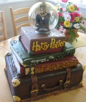 22 best Harry Potter Cakes images on Pinterest Harry potter