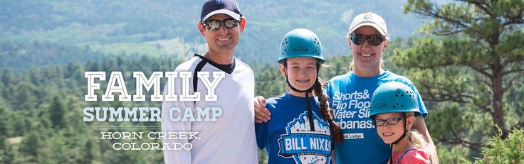 Sky Ranch Family Camp at Horn Creek sits at the base of the Sangre De Cristo mountain range outside of Westcliffe, Colorado. Families of all ages and sizes can choose between two unique camping styles –Mountain MeadowsandThe Lodge.