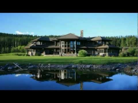 17 best images about luxury log cabin home whitefish for Americas best home builders
