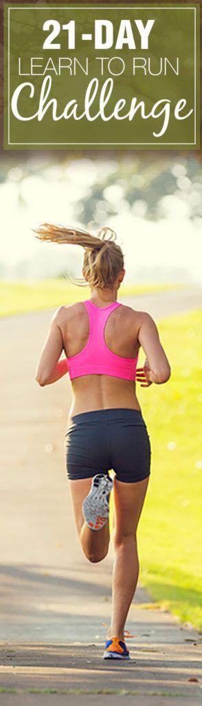 21-Days Training For Beginners To Run Challenge – Medi Idea