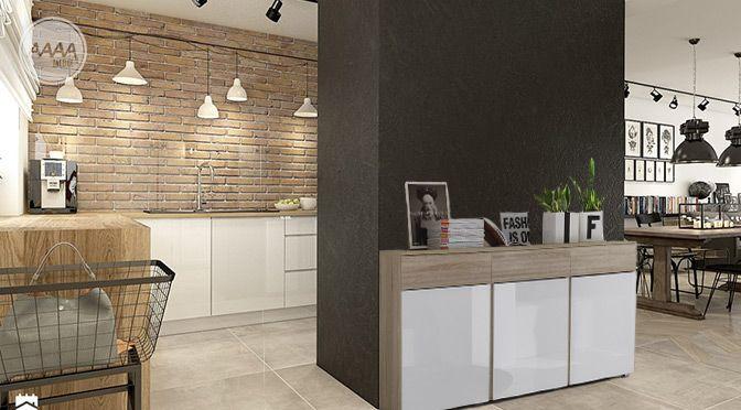 Biała komoda styl eklektyczny #nowoczesnemeble #mebledosalonu #meble #minimalistycznemeble #mebleniemieckie #dom #aranzacjedom #aranzacje
