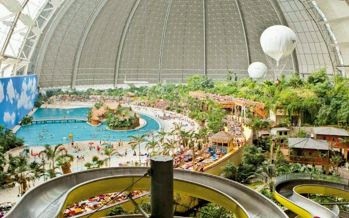Tropical Island, Germany