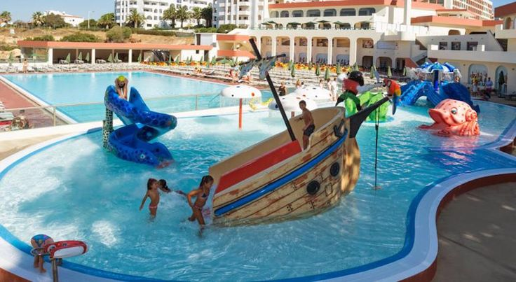 Hoteles familiares, Be Live Family Palmeiras ¡en Algarve!