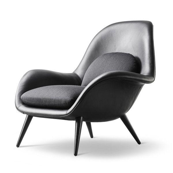 Swoon Chair Space Copenhagen for Fredericia Furniture / Designer: Giulio Ridolfo