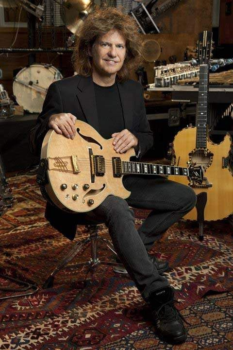 """Pat Metheny needs no introduction. The 20-time Grammy Award winning jazz guitarist is often referred to as one of the """"big-three"""" jazz guitar"""