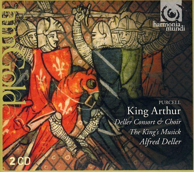 King's Musick - Purcell: King Arthur