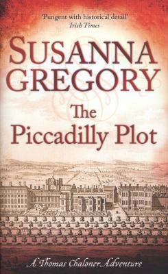Cover Art for The Piccadilly plot