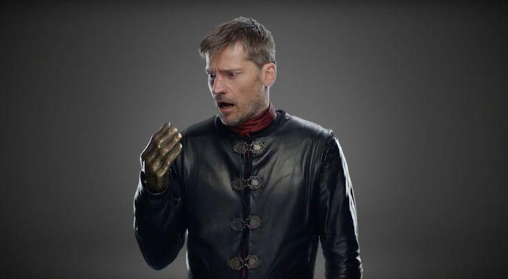Jaime Lannister - season 7 teaser