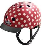 Mini Dots helmet by Nutcase https://www.nutcasehelmets.com.au/collections/street