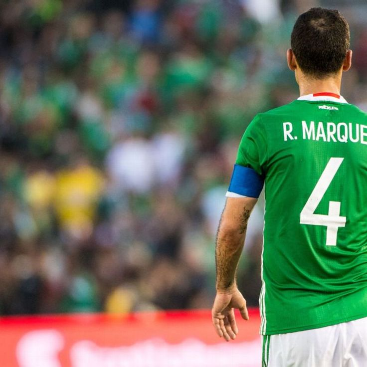 Mexico's leadership void without Rafael Marquez laid bare