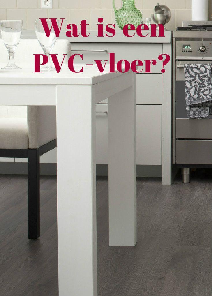 Wat is een #PVC vloer precies? Lees over deze vloer die steeds vaker laminaat of hout vervangt