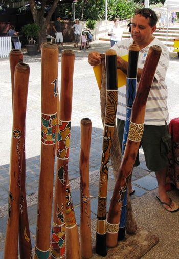 About the Didgeridoo - Murruppi Enterprises - Authentic Aboriginal Art and Gifts