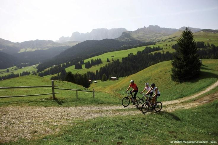 Biking in South Tyrol | Radfahren in Südtirol