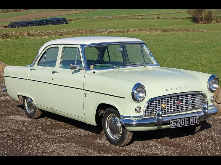 1961 FORD CONSUL for sale | Classic Cars For Sale UK & 117 best classic cars and vans from the 50s 60s images on ... markmcfarlin.com