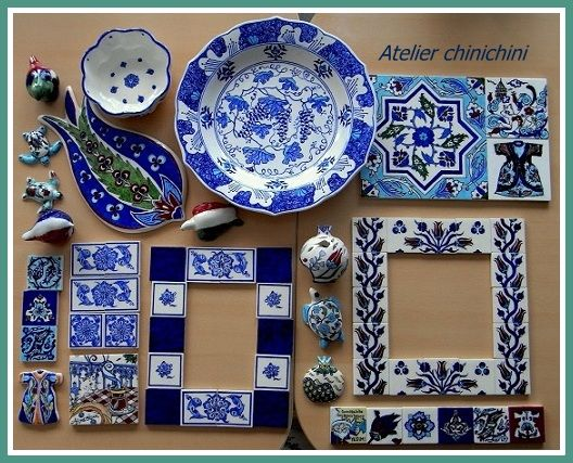 Çini..made in Turkey