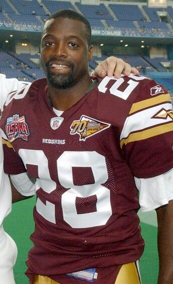 Darrell Green played 20 seasons with the Washington Redskins