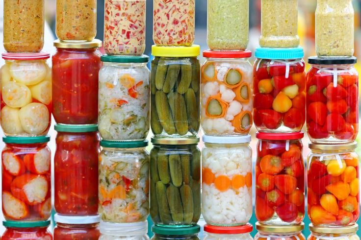 The Five Fermented Foods You Need to Improve Your Gut | Institute for Integrative Nutrition